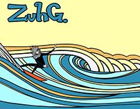 "ZuhG ""Field Trip"" Album Art"