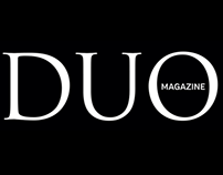 DUO Magazine / October 2015
