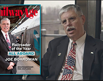 Railroader of The Year 2104