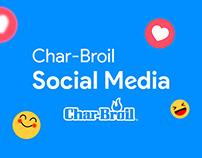 Char-Broil | Social Media