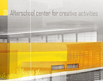 Portfolio Design | Center for creative Activities