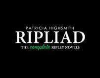 RIPLIAD | Book covers
