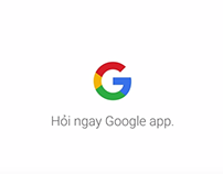 Google App - Doing what you love starts with a question