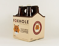 The Foxhole Beverage 4-Pack Concept