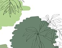 Зарисовки в оранжерее Таврического сада