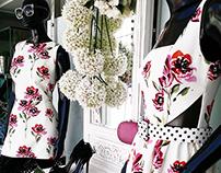 Estampa PatBo - Floral em Aquarela