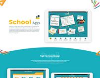 School Application Design