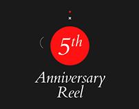 REEL 2015 - 5th anniversary