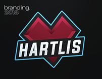 Hartlis Branding 2018