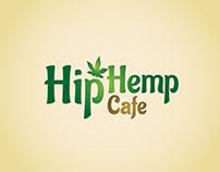 Logo Design for Hip Hemp Cafe
