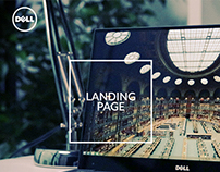 Dell Inspirion&XPS - Landing Page/Web