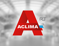 Exhibition stand for ACLIMA ROSTEC