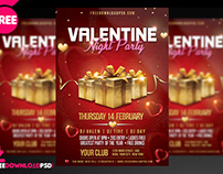 Valentine Night Party