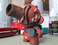 Tank Head 01 MUNNY Custom by ALECK