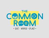 The Common Room / Cafe Branding