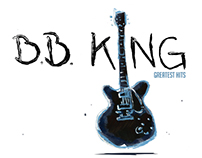 BB King CD Cover