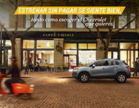 Avisos para prensa - Country Motors Chevrolet