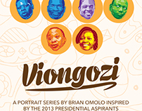 VIONGOZI - ART EXHIBITION
