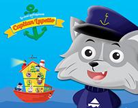 Capitan Lupetto App