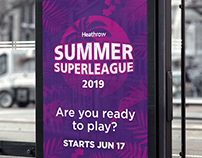 Heathrow Summer Superleague 2019