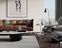 Livingroom Details | Corona Renderer