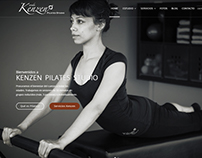 Kenzen Pilates Studio | Website
