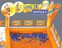 Piscina Burbujas FANTA