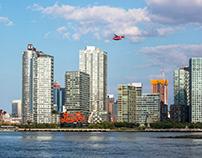 Queens West Development, NYC Arquitectonica