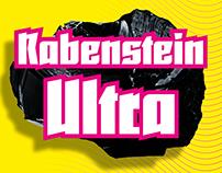 Rabenstein Ultra - Typedesign
