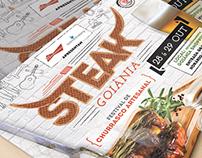 Steak Goiânia - 2ª Edição [Identidade Visual]