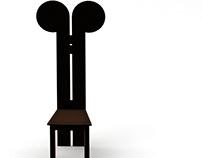 Mickey Mackintosh Chair