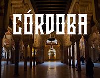 Sesión de fotos del viaje a Córdoba.
