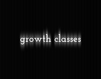 Growth Classes booklet