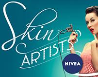 SKIN ARTISTS NIVEA