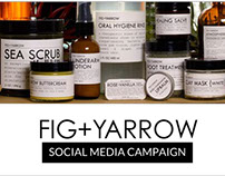 Social Media Marketing | Fig+Yarrow