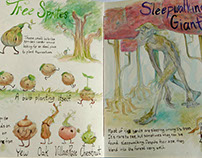 Enchanted Forest Book, Details, and Video Flipthrough