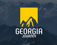 Georgia Journey - logo & brand identity design