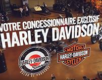 Vidéo Harley Sunroad