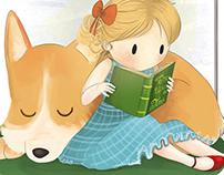 Ilustraciones Infantiles - Freelance