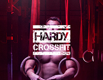 Hardy CrossFit photo shoot
