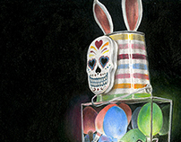 Easter Robot