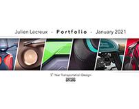 Portfolio February 2021
