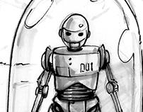 Robots vs Profs