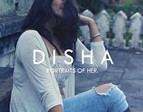 D I S H A .