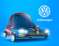 Volkswagen & Salón del cómic