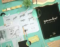 Yambo Studio | Rebrand