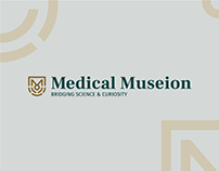 Medical Museion - Museum brand identity
