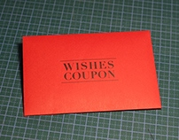 Wishes Coupon