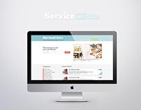 Service Clicks, UI & UX