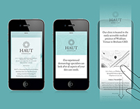 HAUT Website